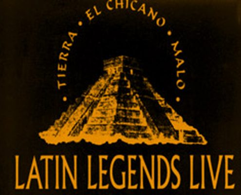 Latin Legends Live