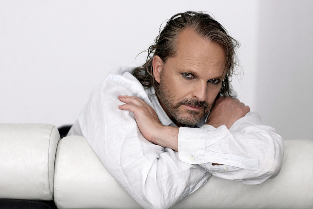 Miguel Bose M M Group Entertainment Exclusive Latin Artist
