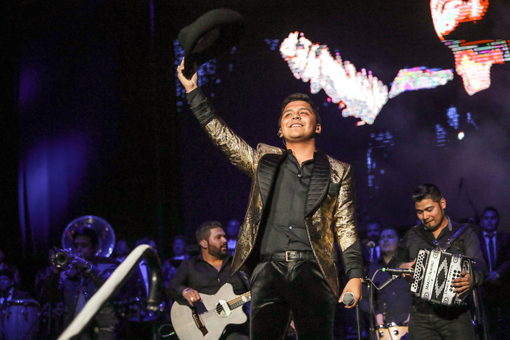 Pepe Aguilar Rocks Staples Center and Viejas Arena - M&M