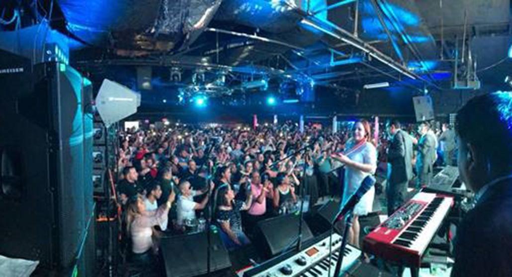 Fiestas Night Club