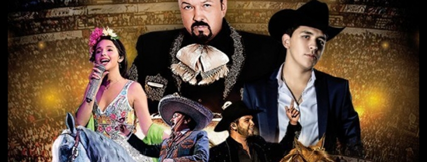 Pepe Aguilar's 2018 Tour