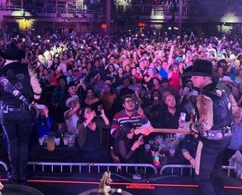 Bronco Stampede Night Club