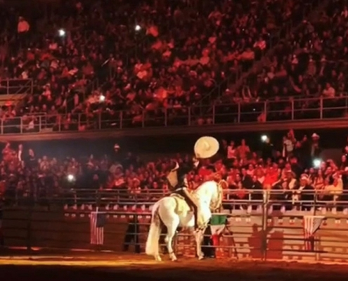Pepe Aguilar Freeman Coliseum