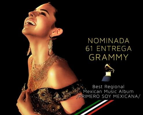 Angela Aguilar Grammy