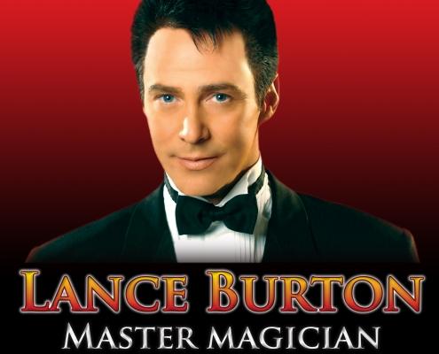 Lance Burton