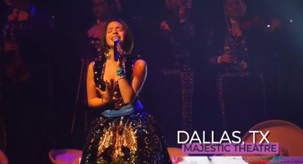 Angela Aguilar Dallas