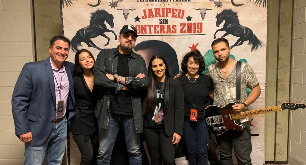 Pepe Aguilar Y Familia's Jaripeo Sin Fronteras Amazes MGM