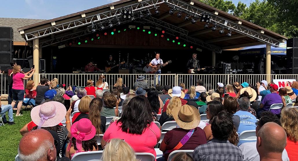 Dennis Quaid Cherry Festival