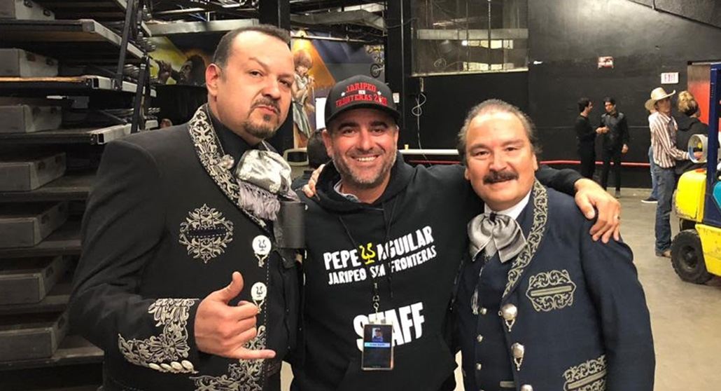 Pepe Aguilar Astounds Pechanga With Jaripeo - M&M Group