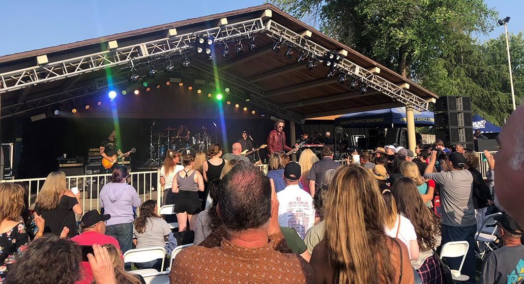 Rick Springfield Cherry Festival